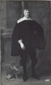 Portret van Frans Lord Russell of Thornbaugh, 4th Earl of Bedford (1587-1641)