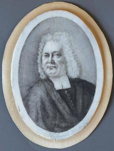 Portret van Cornelis van Arckel (1670-1724)