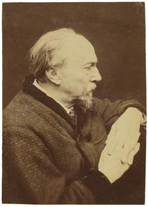Portret van Jan van Beers (1821-1888)
