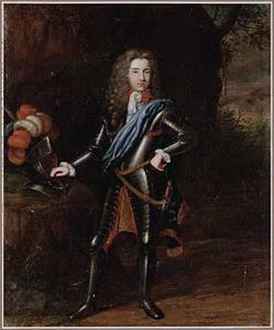 Portret van Willem van Liere ( ?-1706)