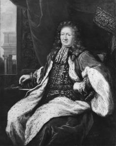 Portret van Henrik Horn af Marienborg (1618-1693)