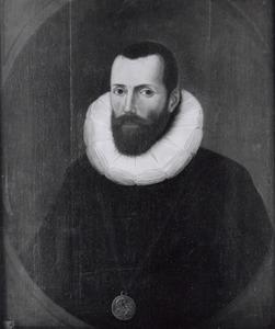 Portret van Simon Jasperse Parduyn (?-1612)