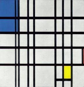 Rythme de lignes droites (et couleur?)