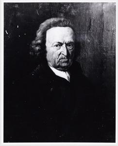Portret van Frederik de Ridder
