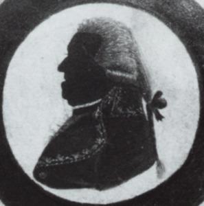 Portret van Johannes van de Polder (1730-1809)