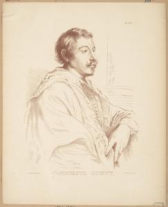 Portret van Cornelis Schut I (1597-1655)