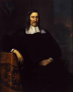 Portret van Jacob de Witt (1589-1674)