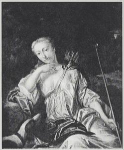 Portret van Cornelia Jacoba Kemp (1696-1755)