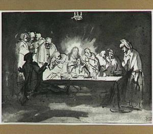 Het Laatste Avondmaal (Mattheüs 26:17-30)