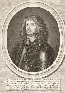 Portret van prins Bogusław Radziwiłł (1620-1669)