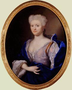 Portret van Catharina Susanna van den Bempden (1703-1768)