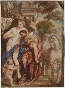 Mars, Venus en Cupido