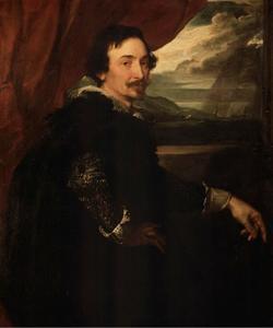 Portret van Lucas van Uffelen (1586-1638)