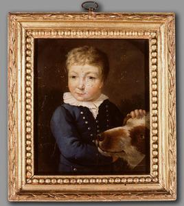 Portret van waarschijnlijk Philip Hendrik Queysen (1810-1886)