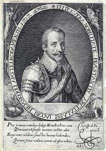Portret van Jacob van Heemskerck (1567-1607)