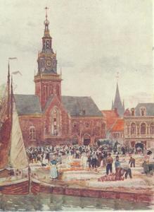 Kaas markt, Alkmaar