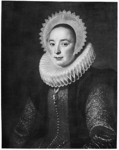 Portret van Magdalena van Beresteyn (1585-1615)