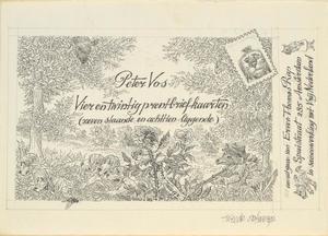 Brief aan Renate Rubinstein in Amsterdam, kaart 2