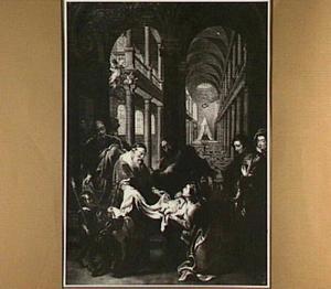 De opdracht in de tempel van Christus of de zuivering van Maria