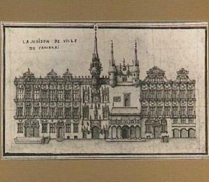 Het stadhuis van Kamerijk
