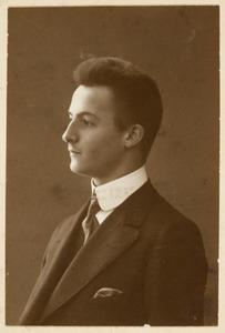 Portret van Johannes Gerhardus Dutry van Haeften (1898-1945)