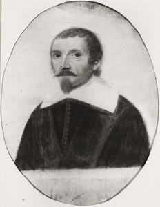 Portret van Gijsbertus Voet (1588-1676)