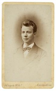 Portret van Rudolph Adriaan Fockema (1853-1939)