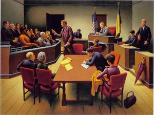 Jury rechtspraak
