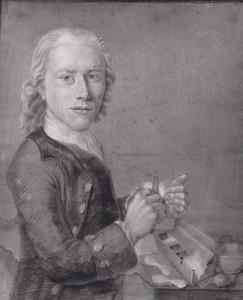 Portret van Lambertus Johannes Koedijk (1749-1779)
