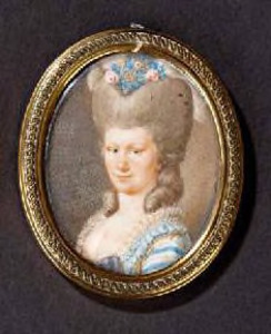 Portret van Anna Margaretha Lijnslager (1759-1818)