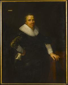 Portret van Joost Boelen (1595-1632)