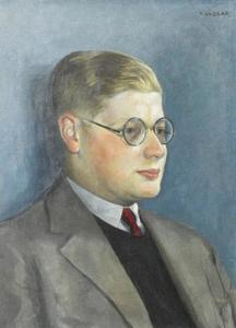 Portret Louis Wijsenbeek (1912-1985)