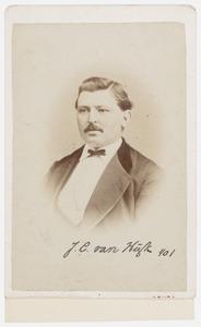 Portret van J.C. van Wijk