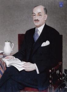 Portret van Jan Six (1891-1961)