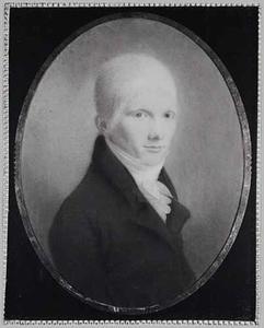 Portret van Willem Jan Both Hendriksen (1780-1853)