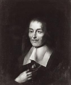 Portret van Willem Stratenus (1593-1681)