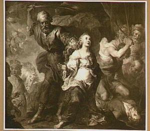 Het martyrium van de H. Dympna en haar biechtvader de H. Gerbert