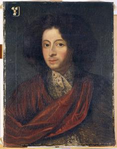 Portret van  Adriaan van der Goes (1649-1721)