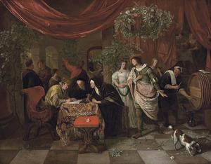Het huwelijk van Tobias en Sara (Tobias 7)