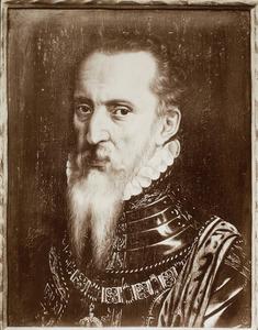 Portret van Ferdinand Alvarez de Toledo, hertog van Alva (1507-1582)