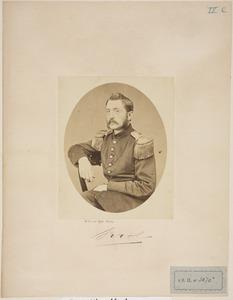 Portret van Willem Krol (1828-1899)