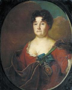 Portret van Anastasia Golitsyna (1665-1729)