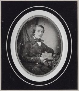Portret van Gerrit Christiaan Buyskes (1830-1872)