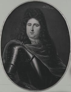 Portret van Johan Willem van Rechteren (1658-1718)
