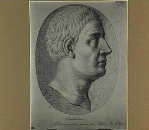 De Romeinse dictator Sulla (138-78 B.C.)