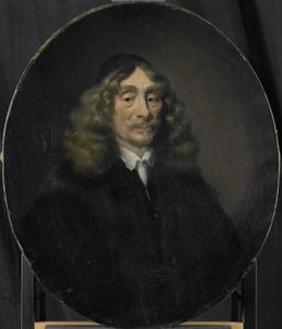 Portret van Johan Abrahamsz. de Reus (....-1685)