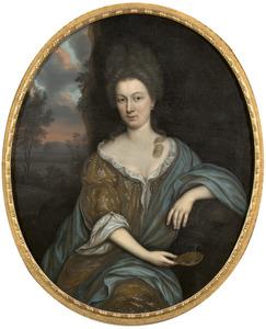 Portret van Elisabeth Catharina van Scherpenzeel (1674-1720)