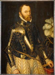 Portret van Philip de Montmorency, graaf van Horne (1524-1568)