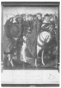 Pilatus en de Joden op Golgotha