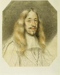 Portret van Leopold Wilhelm van Habsburg (1614-1662) aartshertog van Oostenrijk